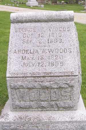 WOODS, ARDELIA A. - Linn County, Iowa | ARDELIA A. WOODS