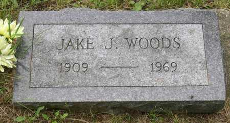 WOODS, JAKE J. - Linn County, Iowa | JAKE J. WOODS