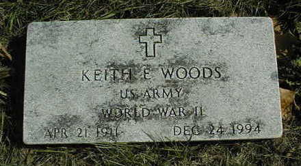 WOODS, KEITH E. - Linn County, Iowa | KEITH E. WOODS