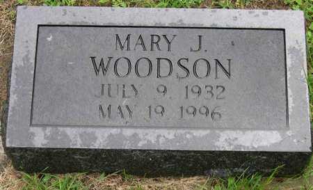 WOODSON, MARY J. - Linn County, Iowa | MARY J. WOODSON