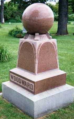WOODWARD, FAMILY STONE - Linn County, Iowa | FAMILY STONE WOODWARD