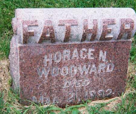 WOODWARD, HORACE N. - Linn County, Iowa | HORACE N. WOODWARD