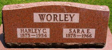 WORLEY, HARLEY C. - Linn County, Iowa | HARLEY C. WORLEY