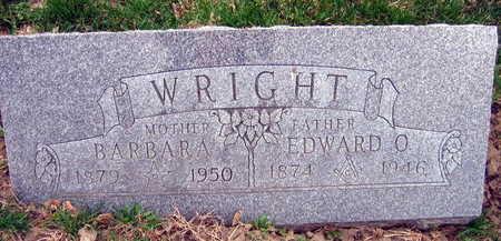WRIGHT, BARABARA - Linn County, Iowa | BARABARA WRIGHT