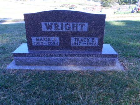 MCCANN WRIGHT, MARIE J. - Linn County, Iowa | MARIE J. MCCANN WRIGHT