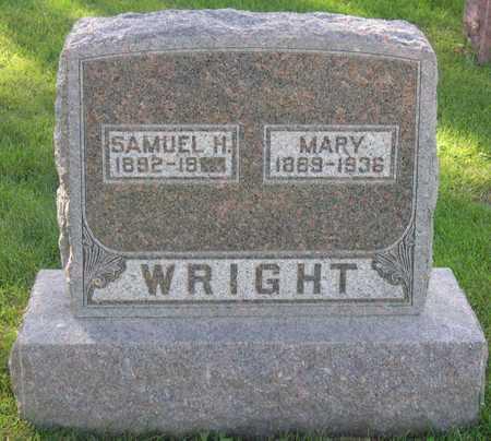WRIGHT, MARY - Linn County, Iowa | MARY WRIGHT