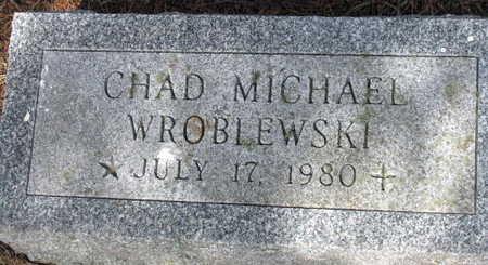 WROBLEWSKI, CHAD MICHAEL - Linn County, Iowa   CHAD MICHAEL WROBLEWSKI