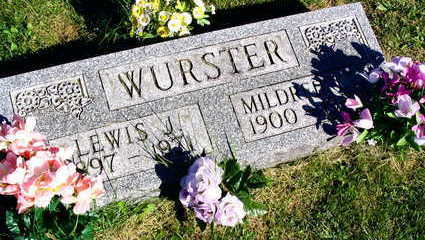 WURSTER, MILDRED L. - Linn County, Iowa | MILDRED L. WURSTER