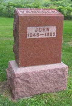 YANECEK, JOHN - Linn County, Iowa | JOHN YANECEK