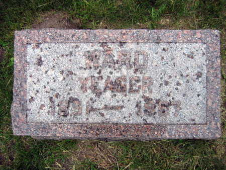 YEAGER, WARD - Linn County, Iowa | WARD YEAGER