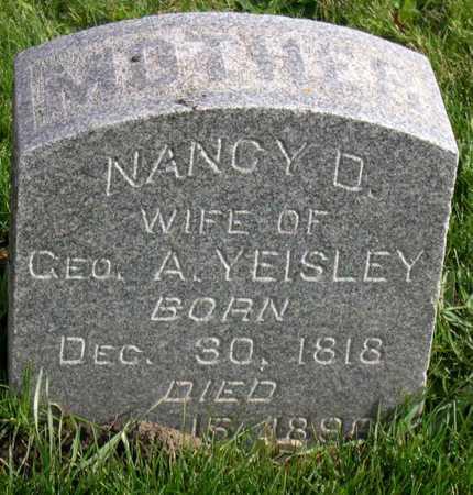 YEISLEY, NANCY D. - Linn County, Iowa | NANCY D. YEISLEY