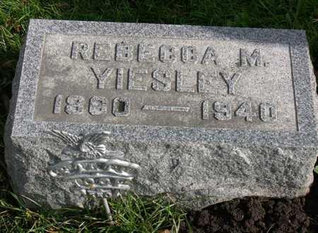 YEISLEY, REBECCA M. - Linn County, Iowa | REBECCA M. YEISLEY