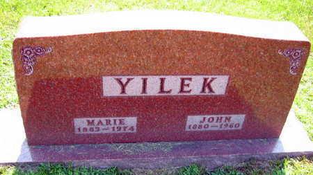 YILEK, MARIE - Linn County, Iowa | MARIE YILEK
