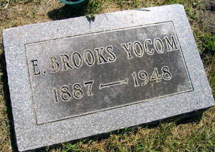 YOCOM, E. BROOKS - Linn County, Iowa | E. BROOKS YOCOM