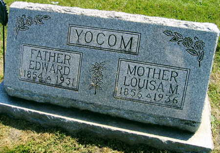 YOCOM, LOUISA M. - Linn County, Iowa | LOUISA M. YOCOM