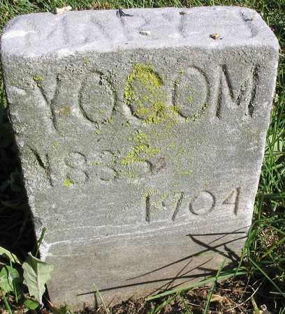 YOCOM, MARY J. - Linn County, Iowa | MARY J. YOCOM