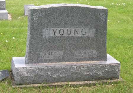 YOUNG, EMMA B. - Linn County, Iowa | EMMA B. YOUNG
