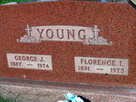 YOUNG, FLORENCE I. - Linn County, Iowa | FLORENCE I. YOUNG