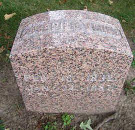 YOUNG, JOSEPH B. - Linn County, Iowa   JOSEPH B. YOUNG