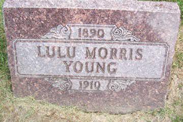 MORRIS YOUNG, LULU - Linn County, Iowa | LULU MORRIS YOUNG