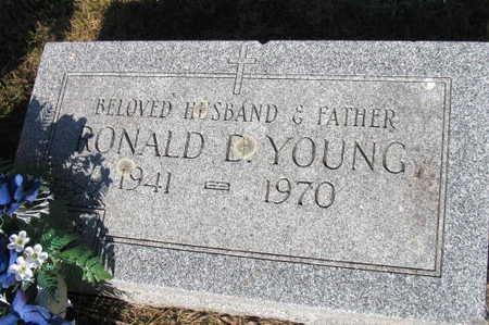 YOUNG, RONALD D. - Linn County, Iowa | RONALD D. YOUNG