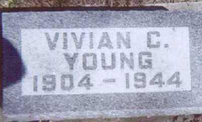 YOUNG, VIVIAN C. - Linn County, Iowa | VIVIAN C. YOUNG