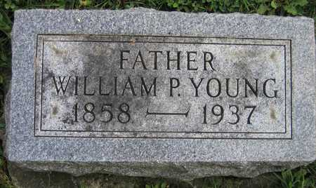 YOUNG, WILLIAM P. - Linn County, Iowa   WILLIAM P. YOUNG
