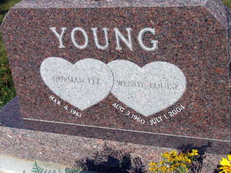 YOUNG, WENDY LOUISE - Linn County, Iowa | WENDY LOUISE YOUNG