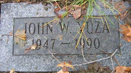 YUZA, JOHN W. - Linn County, Iowa | JOHN W. YUZA