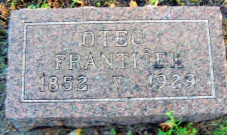 ZAHRADNIK, FRANTISEK - Linn County, Iowa | FRANTISEK ZAHRADNIK
