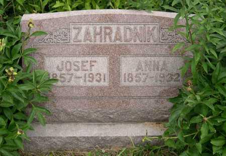 ZAHRADNIK, ANNA - Linn County, Iowa | ANNA ZAHRADNIK