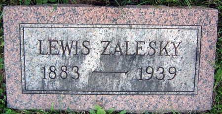 ZALESKY, LEWIS - Linn County, Iowa | LEWIS ZALESKY