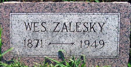 ZALESKY, WES - Linn County, Iowa | WES ZALESKY
