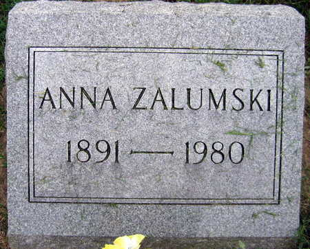 ZALUMSKI, ANNA - Linn County, Iowa | ANNA ZALUMSKI