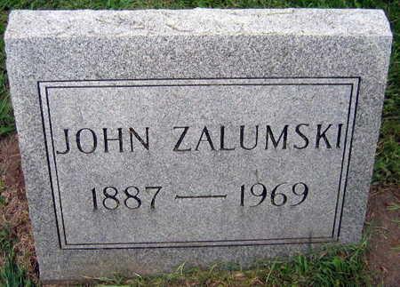 ZALUMSKI, JOHN - Linn County, Iowa | JOHN ZALUMSKI
