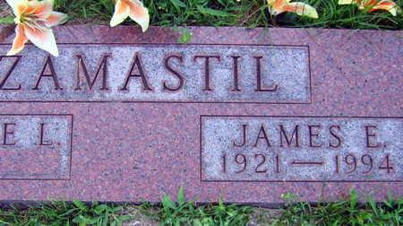 ZAMASTIL, JAMES E. - Linn County, Iowa | JAMES E. ZAMASTIL