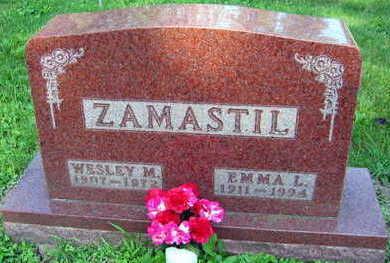 ZAMASTIL, WESLEY M. - Linn County, Iowa | WESLEY M. ZAMASTIL