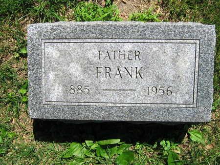 ZASPAL, FRANK - Linn County, Iowa | FRANK ZASPAL