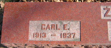 ZBANEK, CARL E. - Linn County, Iowa | CARL E. ZBANEK