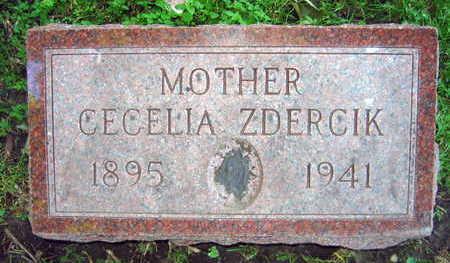 ZDERCIK, CECELIA - Linn County, Iowa | CECELIA ZDERCIK