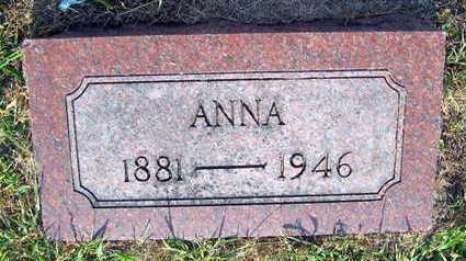 ZELENY, ANNA - Linn County, Iowa | ANNA ZELENY