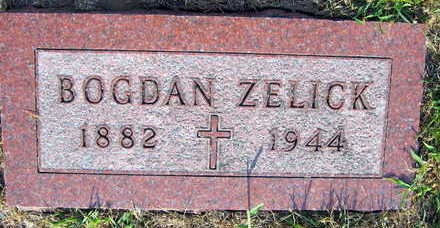 ZELICK, BOGDAN - Linn County, Iowa | BOGDAN ZELICK
