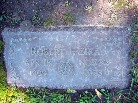 ZIHA, ROBERT F. - Linn County, Iowa | ROBERT F. ZIHA