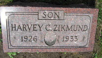 ZIKMUND, HARVEY C. - Linn County, Iowa   HARVEY C. ZIKMUND