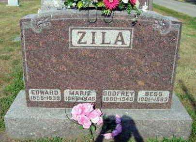 ZILA, EDWARD - Linn County, Iowa | EDWARD ZILA