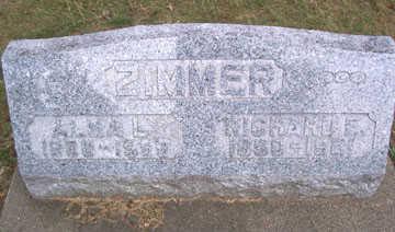 ZIMMER, RICHARD E. - Linn County, Iowa | RICHARD E. ZIMMER