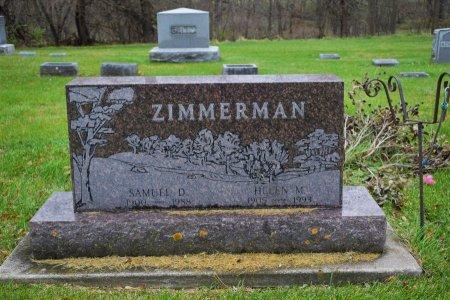 ZIMMERMAN, HELEN M. - Linn County, Iowa   HELEN M. ZIMMERMAN