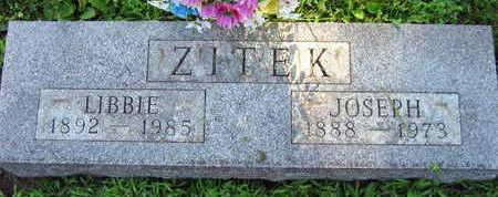 ZITEK, JOSEPH - Linn County, Iowa | JOSEPH ZITEK