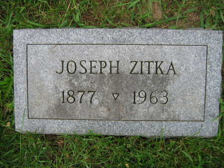 ZITKA, JOSEPH - Linn County, Iowa | JOSEPH ZITKA