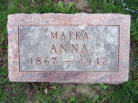 ZMOLEK, ANNA - Linn County, Iowa | ANNA ZMOLEK